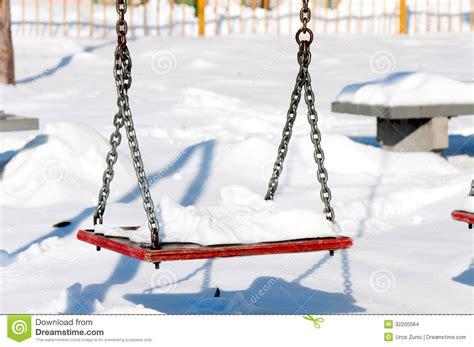 winter swing winter swing stock images image 32200084