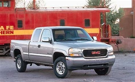 old car owners manuals 1999 gmc jimmy electronic valve timing 1999 gmc sierra 2500 overview cargurus