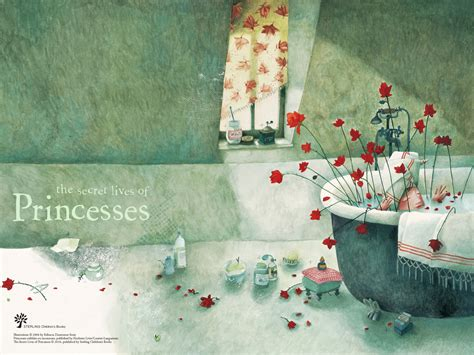libro princesas princesses olvidadas o the illustrated book image collective rebecca dautremer