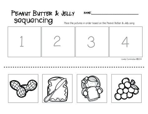 preschool sequencing activities printable worksheet preschool sequencing worksheets