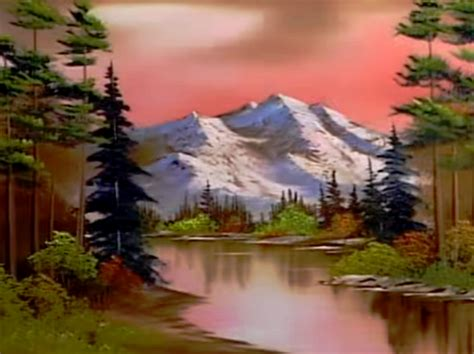 bob ross paintings archive season 20 of the of painting with bob ross