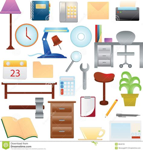 household items clipart free clipartsgram