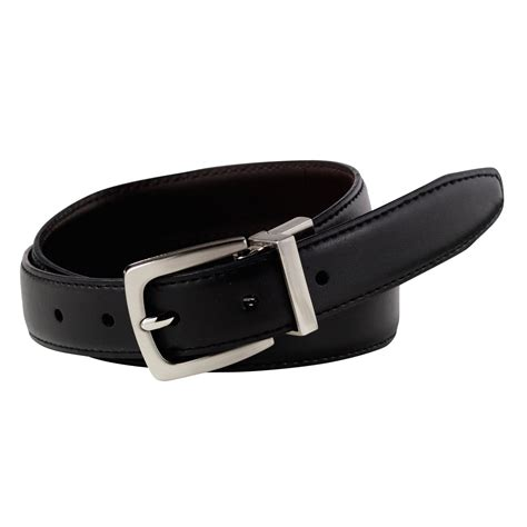levi s 174 boy s 8 20 reversible leather belt black brown
