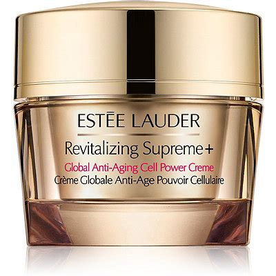 Estee Lauder Anti Aging revitalizing supreme plus global anti aging cell power cr 232 me