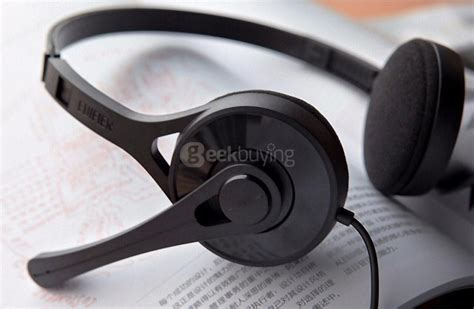 Edifier M815 High Quality Headset For Phones Laptops And Consoles edifier k550 headset headphones black