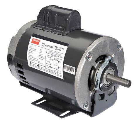 dayton ac motor capacitor wiring diagram get free image
