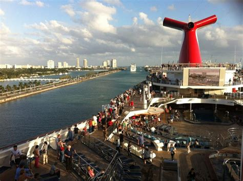 experiences      carnival cruise