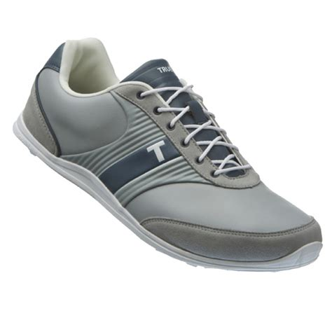 true golf shoes true linkswear true motion golf shoes grey navy white at