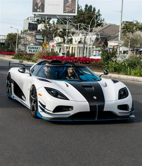 koenigsegg agera rs1 koenigsegg agera rs1 at sunset gt in los angeles