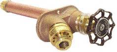 Freezeless Outdoor Faucet Cracked Pipe