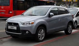 2012 Mitsubishi Asx 2012 Mitsubishi Asx Pictures Information And Specs