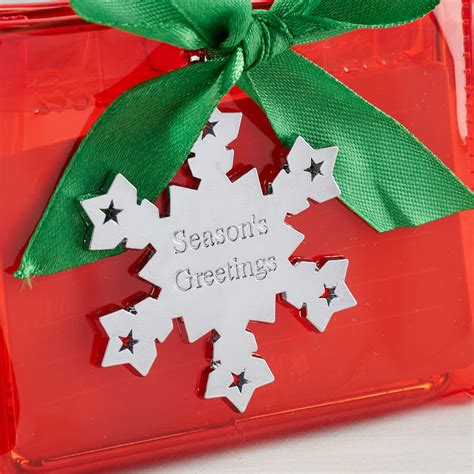 Ecard Gift Cards - red quot season s greetings quot gift card holder christmas and