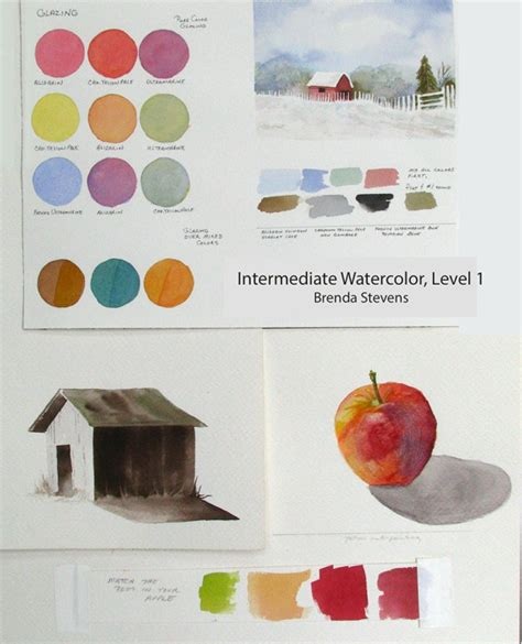 watercolor tutorial intermediate 1000 images about visual arts on pinterest new print