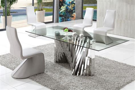 glass dining table with chairs uk s leading dining table and chair superstore offers