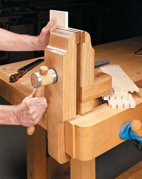 shop  workbench vise   closer