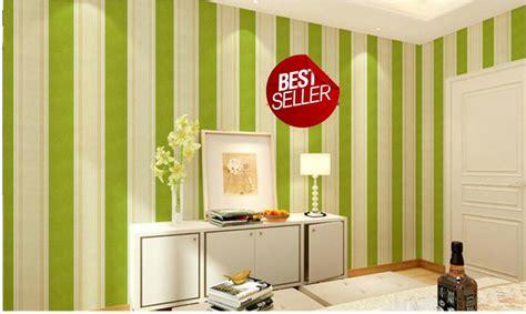 jual wallpaper dinding sticker hijau  lapak gosfaj store