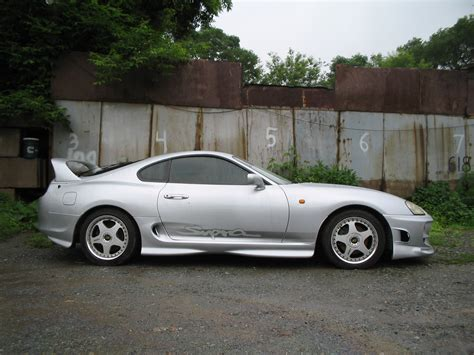 Toyota Supra Pics by 1994 Toyota Supra Pictures 3000cc Gasoline Fr Or Rr