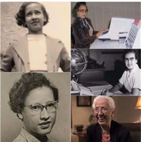 katherine johnson code katherine johnson nasa s computer that wore a skirt