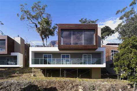 Bundeena Housing Building Sydney Houses E Architect Bundeena House