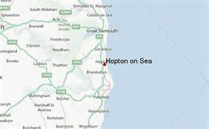 hopton on sea location guide