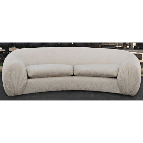 rounded sectional sofa round sofas smalltowndjs com