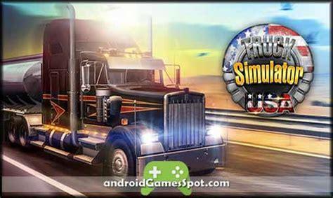truck simulator apk free truck simulator usa v1 2 0 apk obb data version