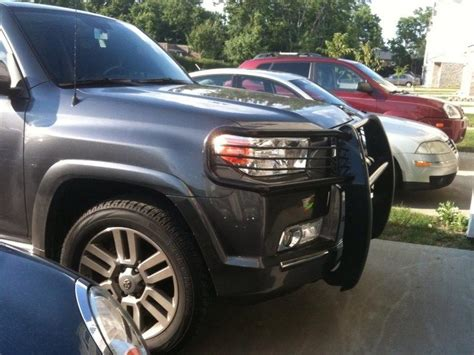 Toyota 4runner Grill Guard Aries Grill Brush Guard Toyota 4runner Forum Largest
