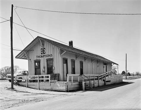 the sugar land club house thompsons depot