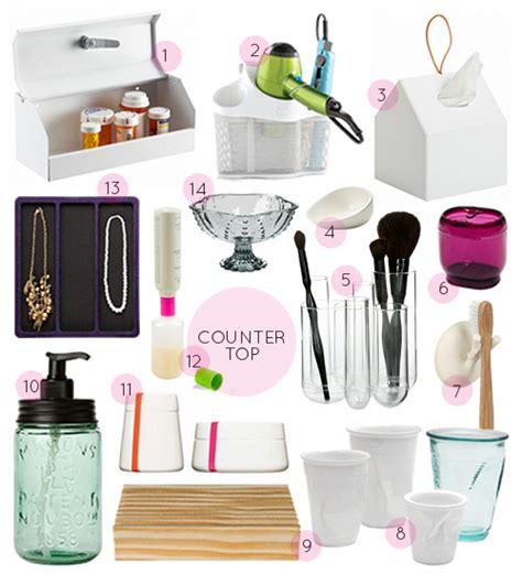 Countertop Organizer Bathroom by 75 Great Bathroom Organization Solutions Design Sponge
