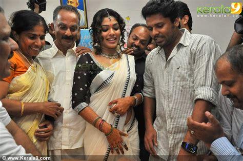 Rima and aashiq abu marriage pics