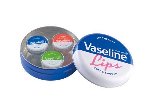 Vaseline Set the gallery for gt vaseline lip therapy rosy