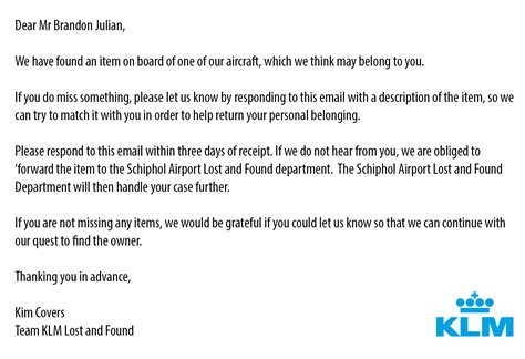 Complaint Letter To Klm our pursuit of amazing experiences a tale of two airlines