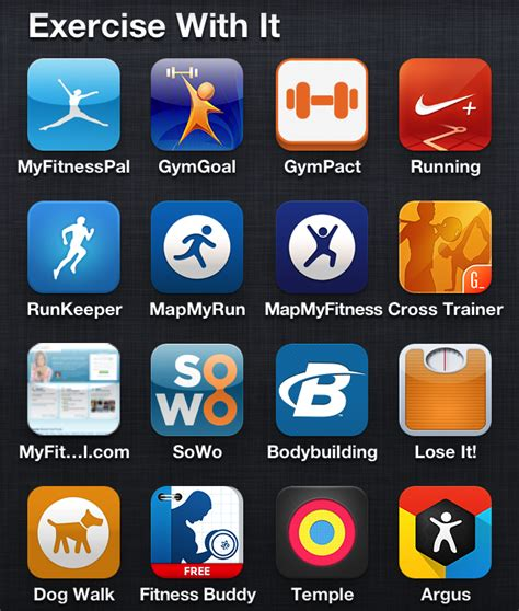 there s an app for that fitness apps and behavior change