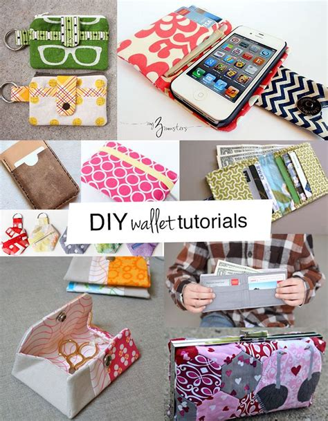 tutorial carding coin line 354 best diy bags wallets cozies and cases images on