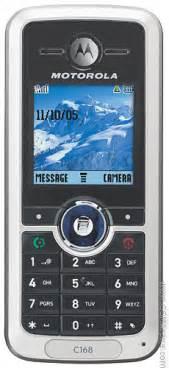 Hp Motorola C168 motorola c168 pictures official photos