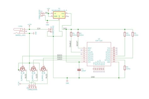 rgb led wiring diagram to magic controller 42 wiring