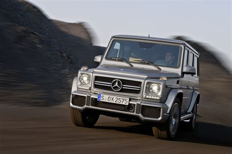 Mercedes G News by Mercedes The All New Mercedes G 63 Amg And