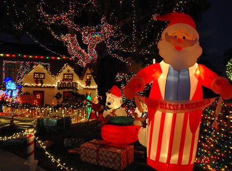 point loma christmas lights san diego community news group garrison street residents