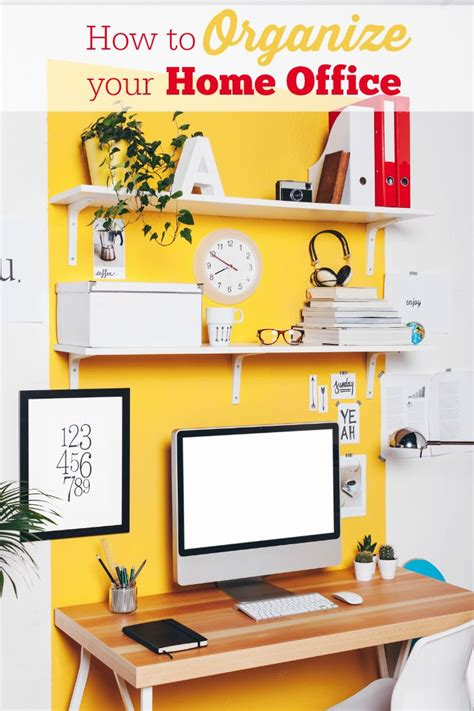 How To Organize Your Desk At Home 57 Best Neat Offices Images On Pinterest Desk Ideas Office Ideas And Office Storage