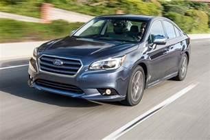Legacy Subaru 2017 Subaru Legacy Reviews And Rating Motor Trend