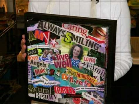 Decoupage Photos On Canvas - decoupage canvas gifts