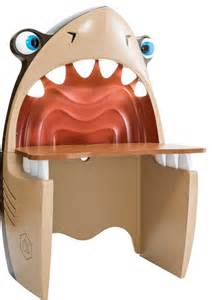 Kid Corner Desk Shark Study Desk Modern Kids Desks And Desk Sets By