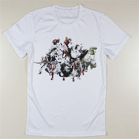 T Shirt Distro Thor 02 High Quality Buy Compression T Shirt Batman Ironman Superman
