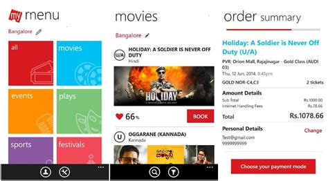 bookmyshow payment india s top ticketing app bookmyshow gets a complete