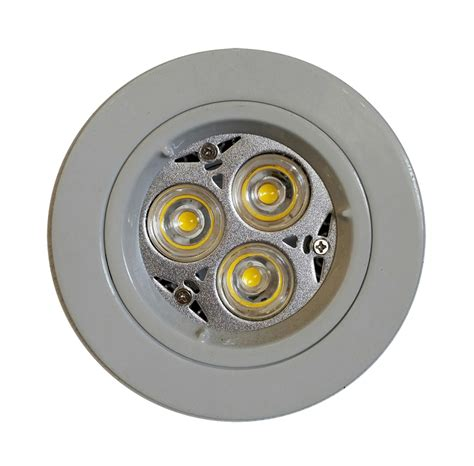 Lu Downlight Led 3 Watt 3 watt led downlight kit 240v warm white led 70mm
