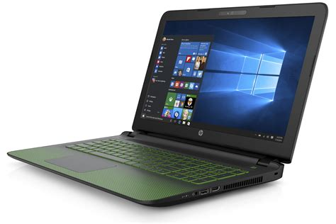 Laptop I7 hp pavilion 15 i7 6700hq gtx 950m notebook review