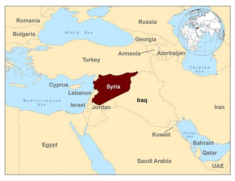 syria middle east map syria map middle east middle east map
