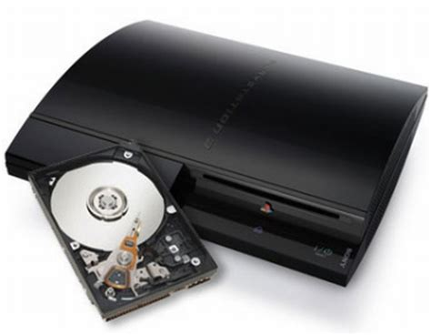 Ps3 Non Hardisk more drive options for the playstation 3