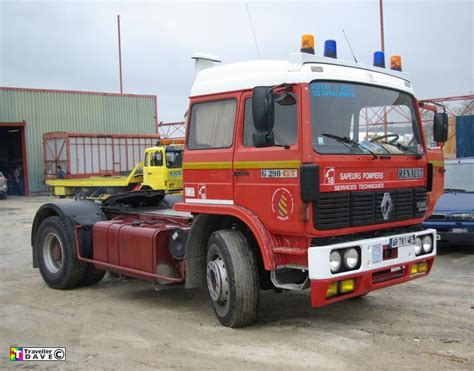 ex pompier s g290 gt tractor unit avignon 2011