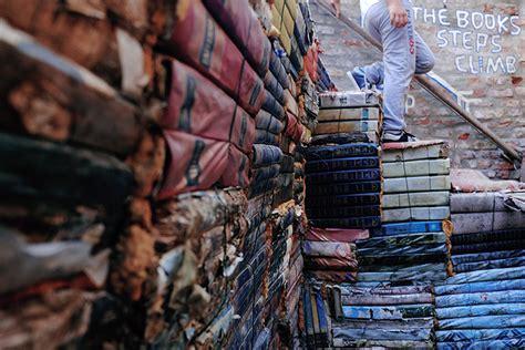 libreria toletta venezia libreria acqua alta a venezia una delle libreria pi 249